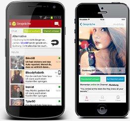 knuddels app für android feldkirchen